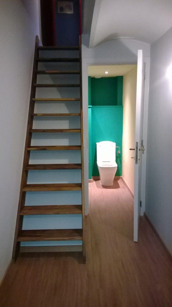 Wc En Sous Escalier C D Renovations