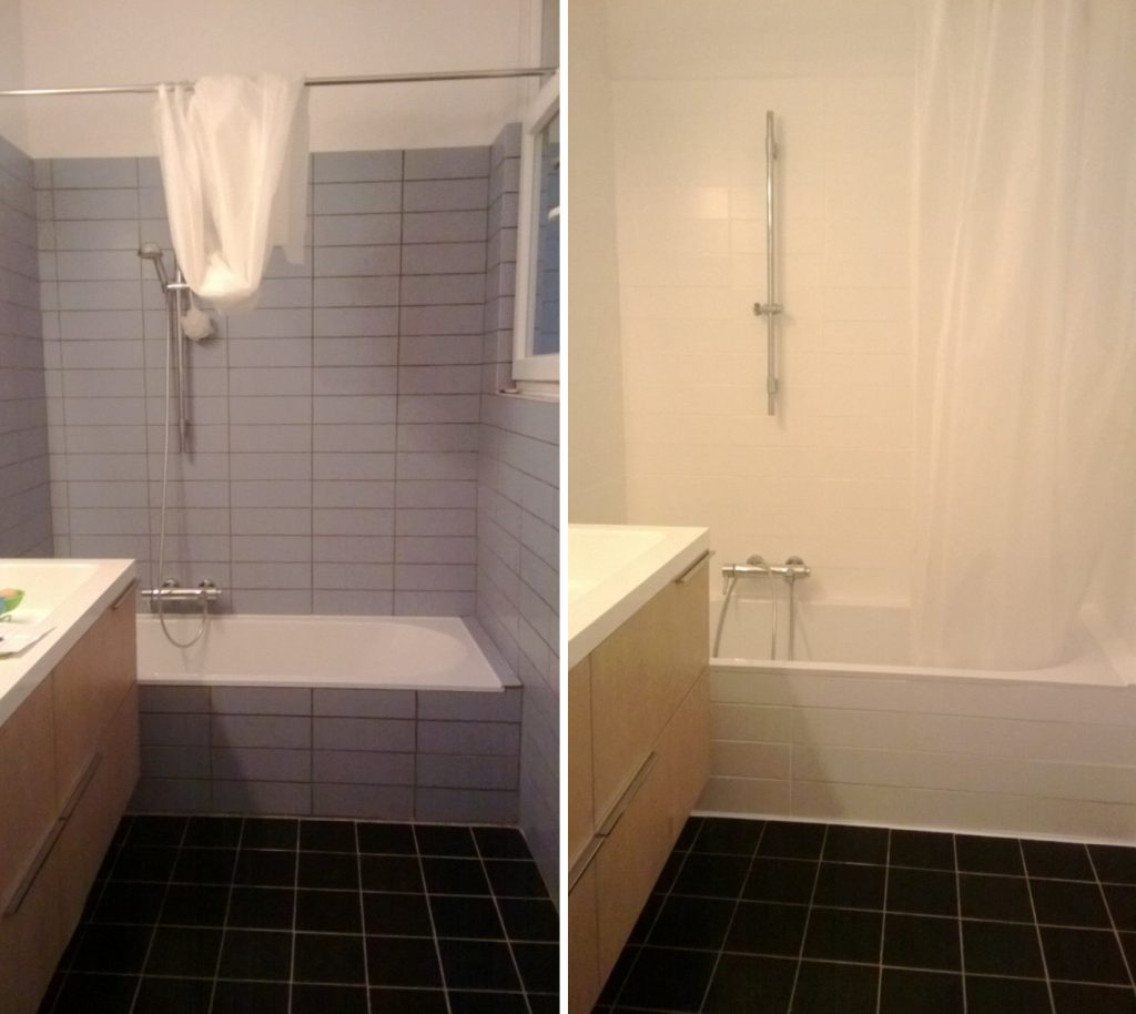 badkamer renovatie, bathroom renovation, renovator Brussels